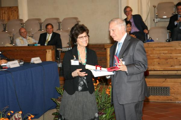 Fermi Prize, Bologna, Italy - 2010